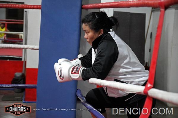 Conquerors Boxing 05