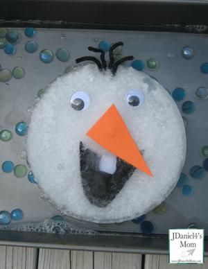 Frozen Olaf from JDaniel's Mom
