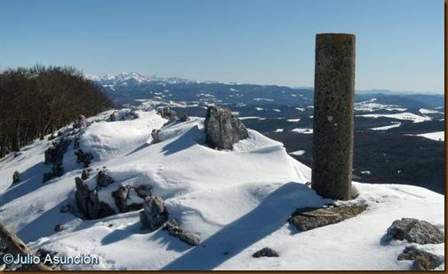 Cima de Berrendi - Valle de Aézkoa