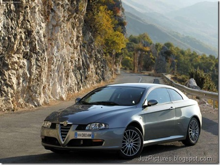 Alfa Romeo GT2