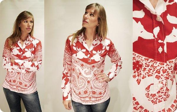 1347-001-13 camisa roja etro