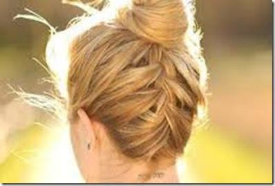 Hacer trenza al reves paso a paso peinados con trenzas for Entradas francesas faciles