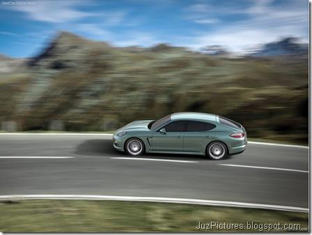 Porsche Panamera Diesel4