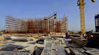 Tebboune satisfait du rythme d'avancement du projet de la Grande mosquée d'Alger