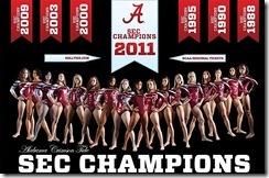 2011 SEC Champs