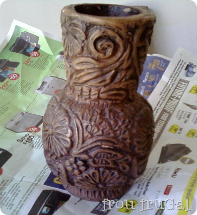 Clay Vase