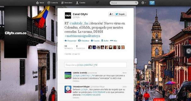 CitiTV Twitter