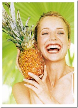 beauté ananas