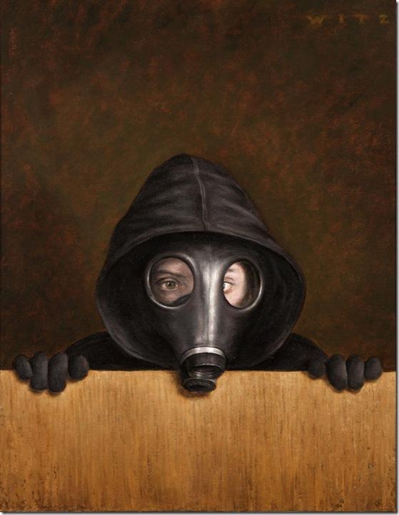 Dan-witz-Tiffy Hoody Gas Mask