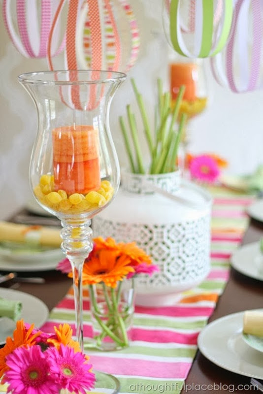 springcolorfultable