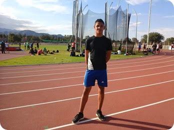 Nicolás Pérez Basile se quedó con el oro en la prueba de Lanzamiento de Disco