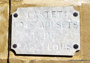 Castet dous aousets e de las flous