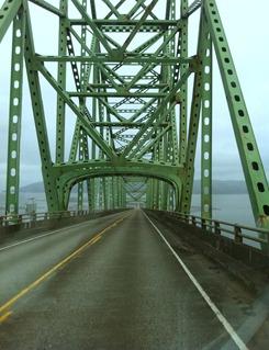 the beautiful Astoria Bridge