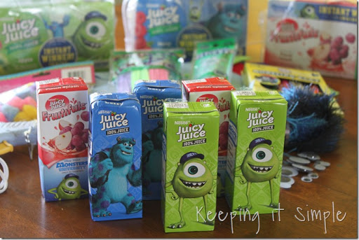 Juicy juice box
