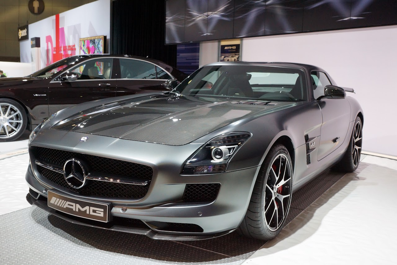 2014 mercedes benz sls amg gt final edition los angeles da. Black Bedroom Furniture Sets. Home Design Ideas