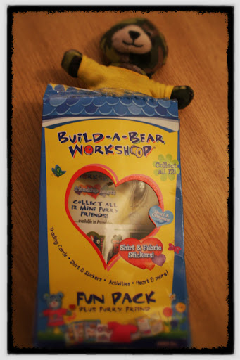 Build-a-Bear Workshop Fun Packs