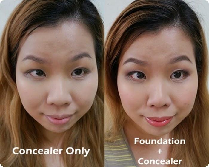 MAC Pro Longwear Concealer review 2