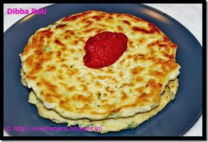 Andhra - Dibba Roti