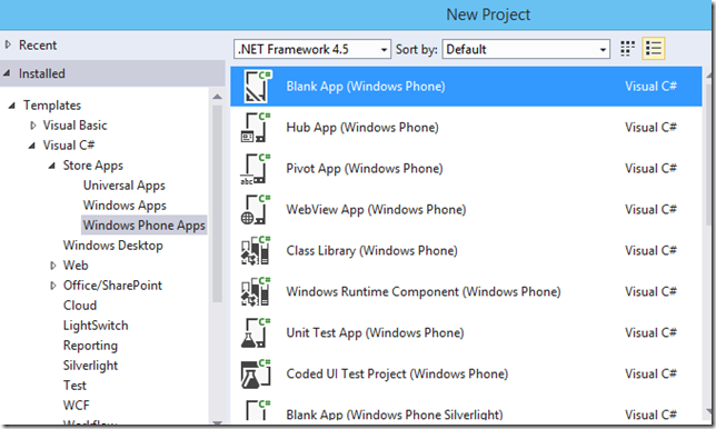 Mengenal Aplikasi Windows Phone