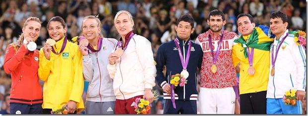 2012_Primeiras_Medalhas_Londres