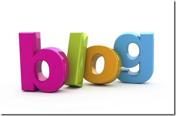 Blog word.