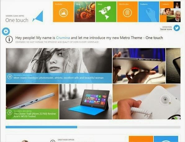 10 nuevos ejemplos de plantillas hechas con Bootstrap 4