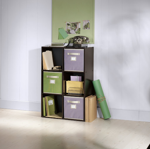 I love the Martha Stewart Living Storage Collection from HDC.