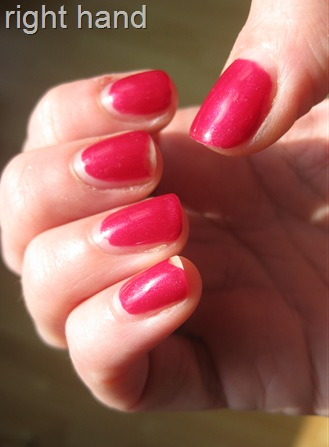 Sensationail-after-raspberry-wine-results