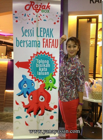 Rojak Box Fara Fauzana128