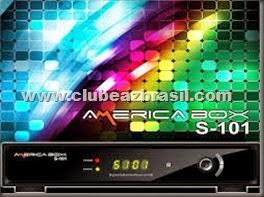 ATUALIZAÇÃO AMERICABOX S101 V1.66
