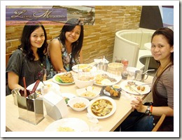 Xin Wang Hong Kong Cafe Grand Opening with Aisa, Janese and Aylin