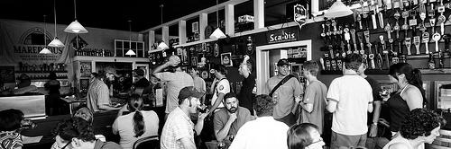 "image of Belmont Station titled ""Puckerfest 2010"" courtesy Portlandbeer.org's Flickr page"