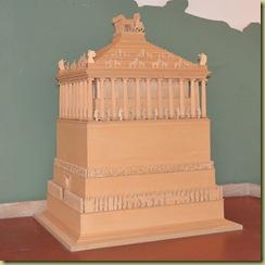 Mausoleum Model