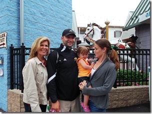 Paula, Matt, Ry & Megan