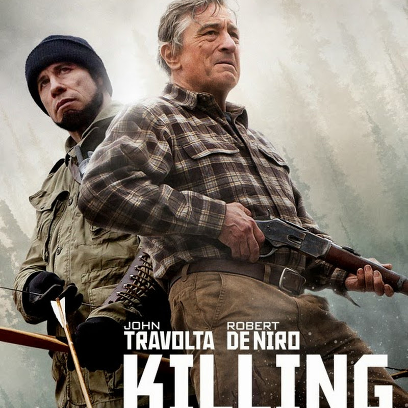 "Novo Filme de Robert De Niro & John Travolta ""Killing Season"" (Torrent) [Download]"