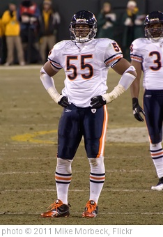 'Lance Briggs' photo (c) 2011, Mike Morbeck - license: http://creativecommons.org/licenses/by-sa/2.0/