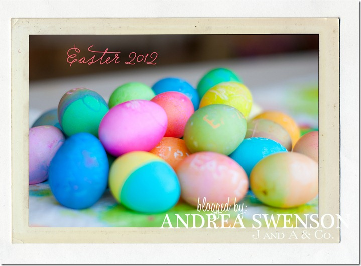Easter 2012-