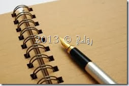 قلم و أوراق