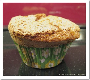 muffin alternatif au citron