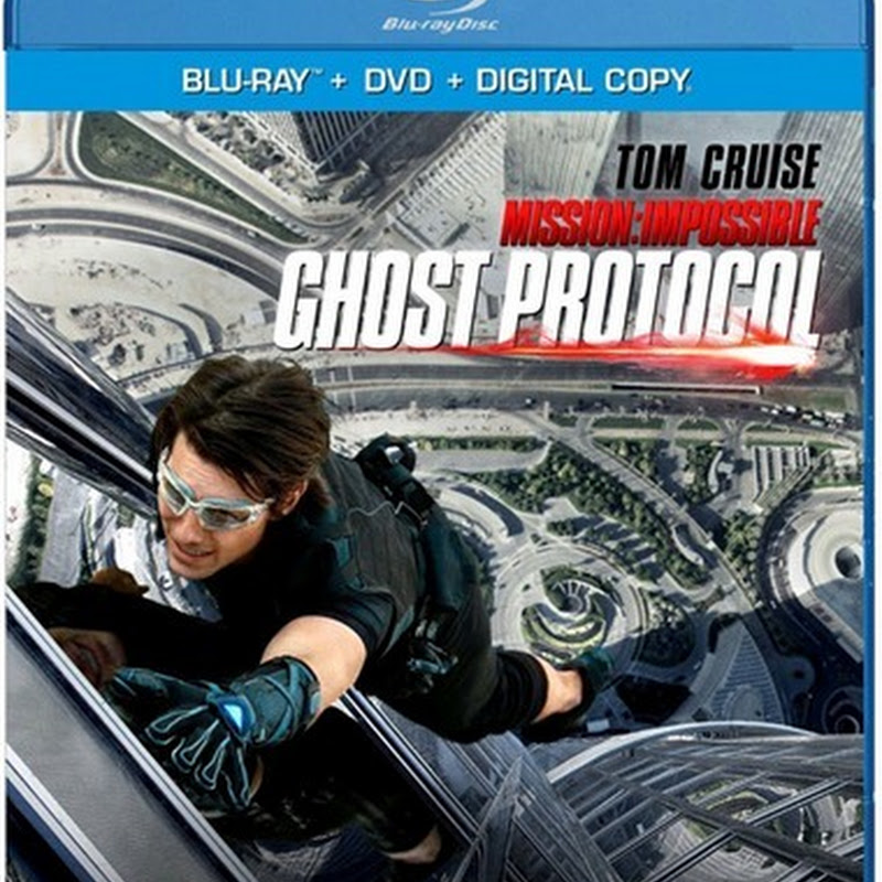 Mission Impossible Ghost Protocol (2011) Blu-Ray HD 720p