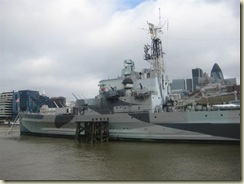 Battle Ship Belfast (Small)