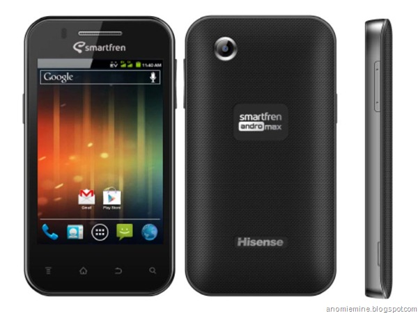 android andromax 3.5