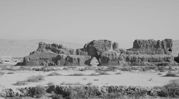 Gaochang - Ruines 17