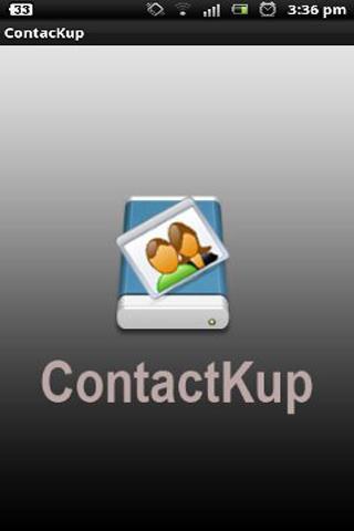 ContacKup