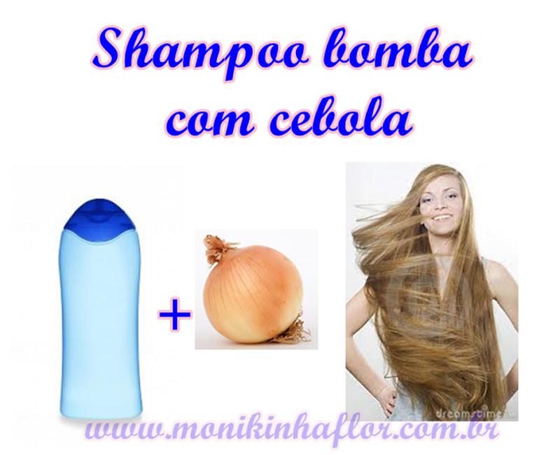 shampoo cebola