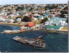 the Falkland Islands 1