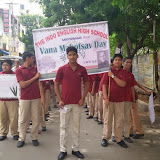 Vana Mahotsav Day @ Santosh Nagar Boys Campus