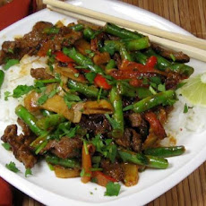 Thai Spicy Beef