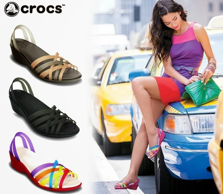 crocs modelos bonitos fashion