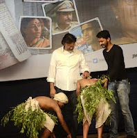 Filmmaker Rakeysh Omprakash Mehra and music director Shailendra Barve during music release of  Ek Ha2013_9.jpg